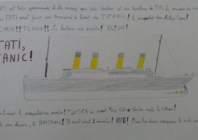 CEC FV Objets Titanic