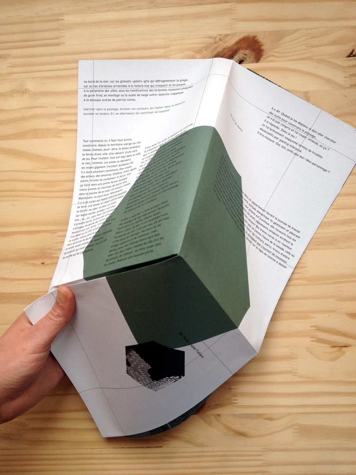 elsa escaffre, écriture, édition, littérature, graphisme, saison graphique, valentin daniel, numérique, paysage