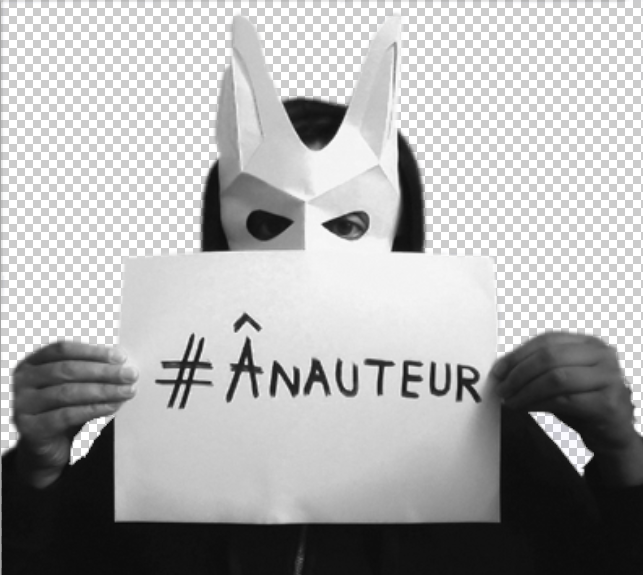 Anauteur Masque