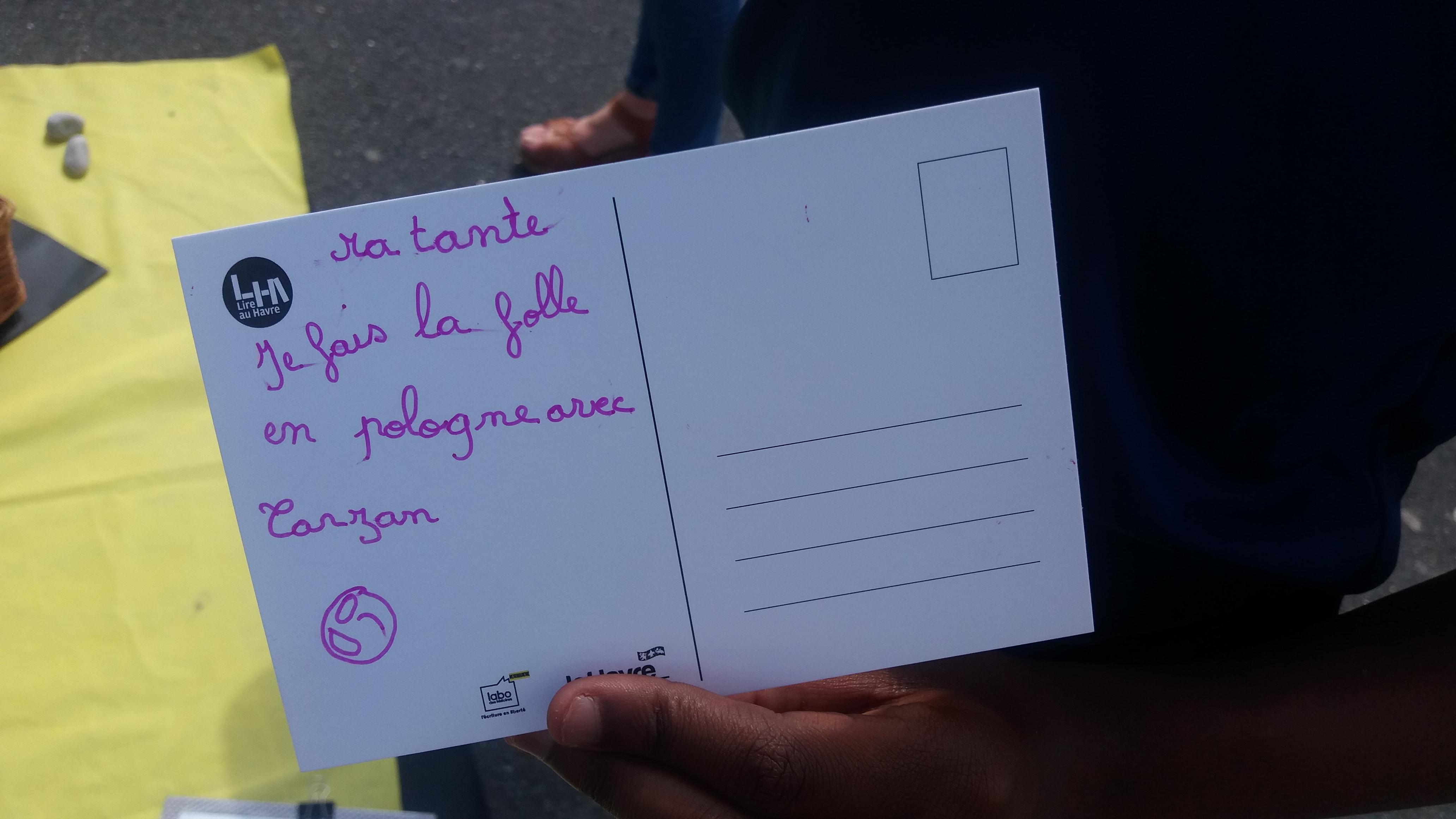 Cp Drole De Voyage Atelier 3