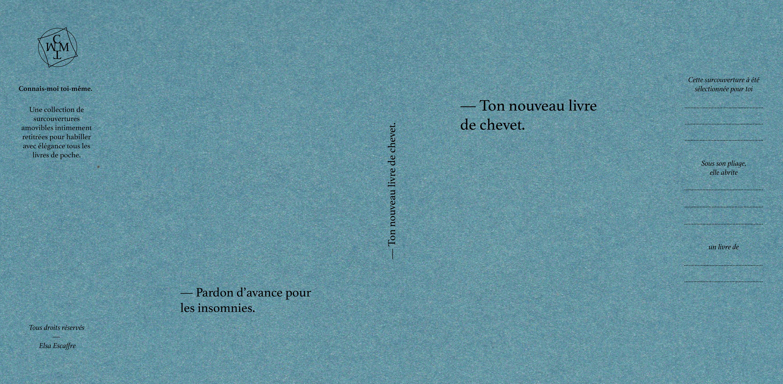 CMTM Ton Nouveau Livre De Chevet